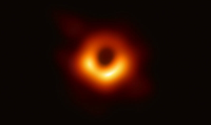 First photo of a black hole — 2019