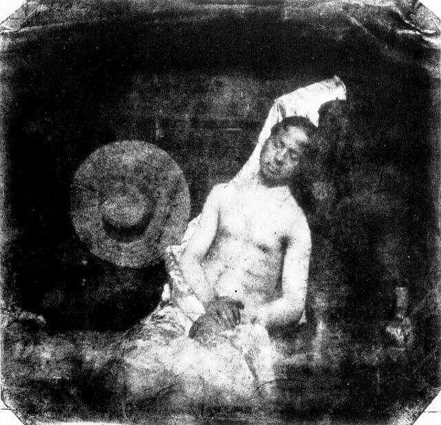 First hoax photograph