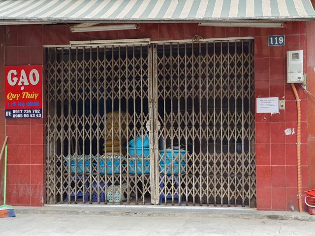 Hàng quán đóng cửa sang nhượng, dân quanh Công ty Rạng Đông thi nhau bán nhà - 3