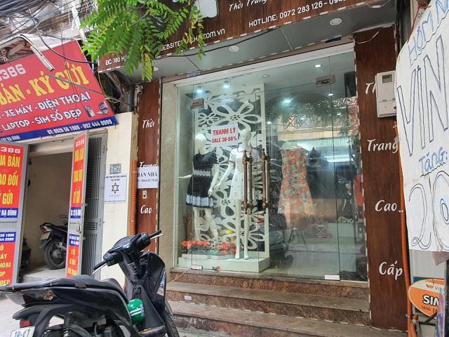 Hàng quán đóng cửa sang nhượng, dân quanh Công ty Rạng Đông thi nhau bán nhà - 1
