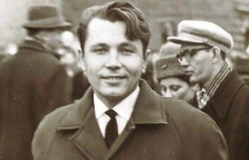 Bác sĩ Rogozov.